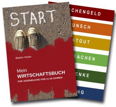 """Mein Wirtschaftsbuch"""" (Haushaltsbuch) für Jugendliche"""